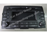 car audio car stereo kia kia-0115 front view 200*150