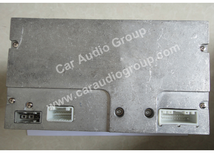 car audio car stereo Nissan nis-0332 back view 700*500