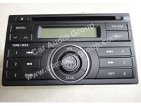 car audio car stereo Nissan nis-0335 front view 200*150