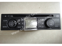 car audio car stereo Nissan nis-0337 front view 200*150
