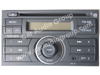 car audio car stereo Nissan Nis-0342 front view 100*75