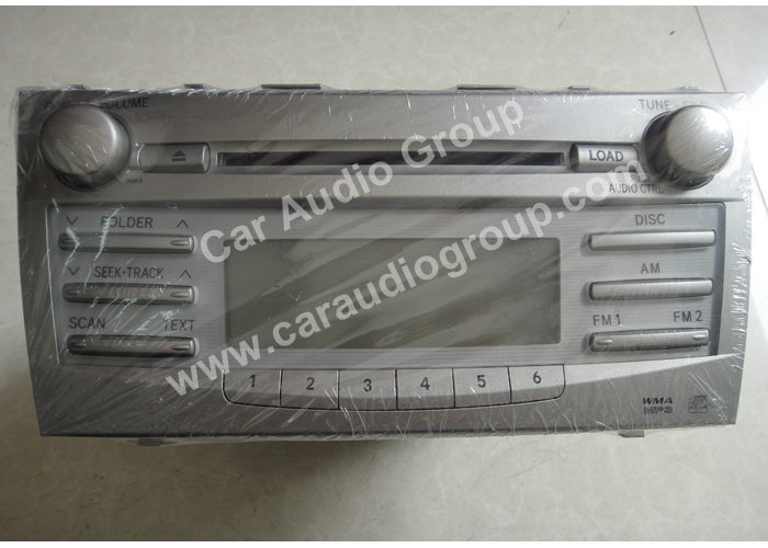 car audio car stereo toyota toy-0211 front view 700*500