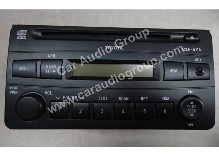 car audio car stereo toyota toy-0214 front view 700*500