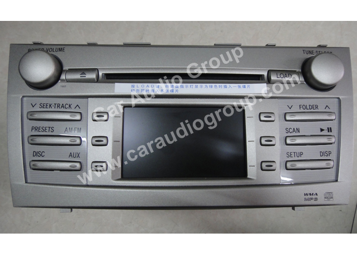 car audio car stereo toyota toy-0216 front view 700*500