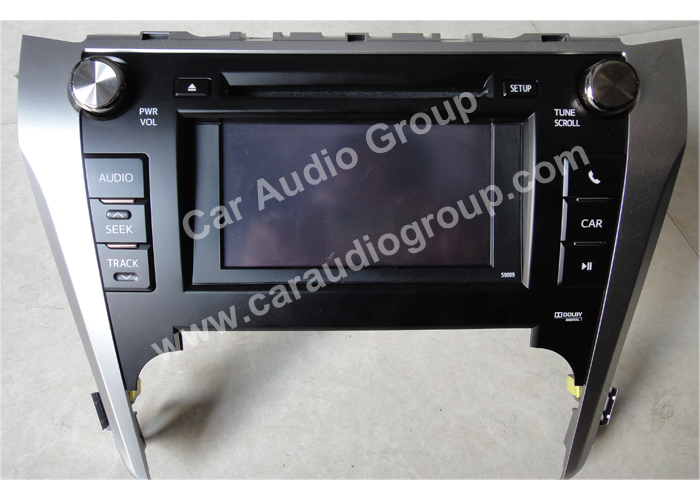 car audio car stereo toyota toy-0217 front view 700*500