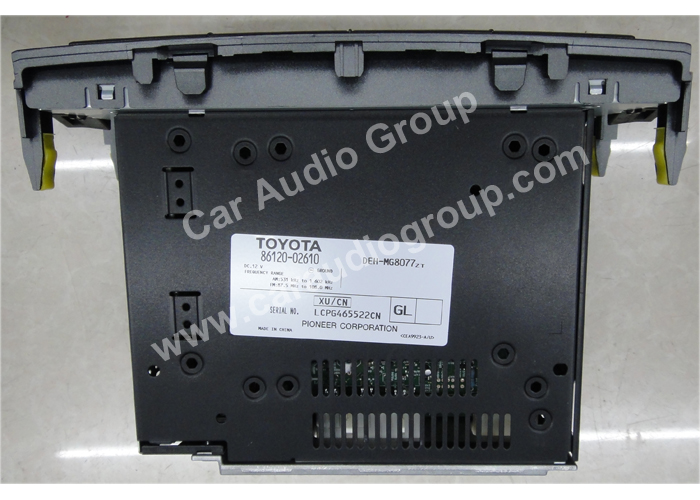 car audio car stereo toyota toy-0219 top view 700*500