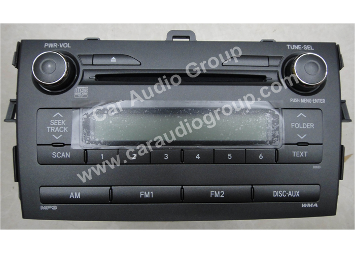 car audio car stereo toyota toy-0220 front view 700*500