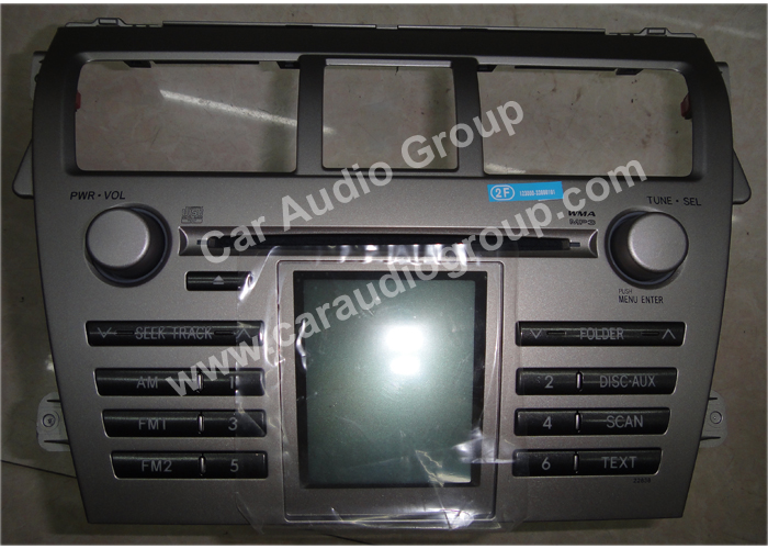 car audio car stereo toyota toy-0221 front view 700*500
