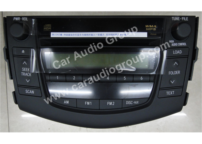 car audio car stereo toyota toy-0222 front view 700*500