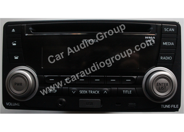 car audio car stereo toyota toy-0228 front view 700*500