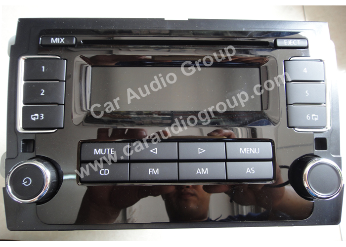 car audio car stereo volkswagen vol-0113 front view 700*500