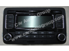 car audio car stereo volkswagen vol-0117 front view 100*75