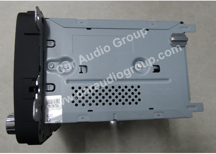 car audio car stereo volkswagen vol-0118 side view 700*500