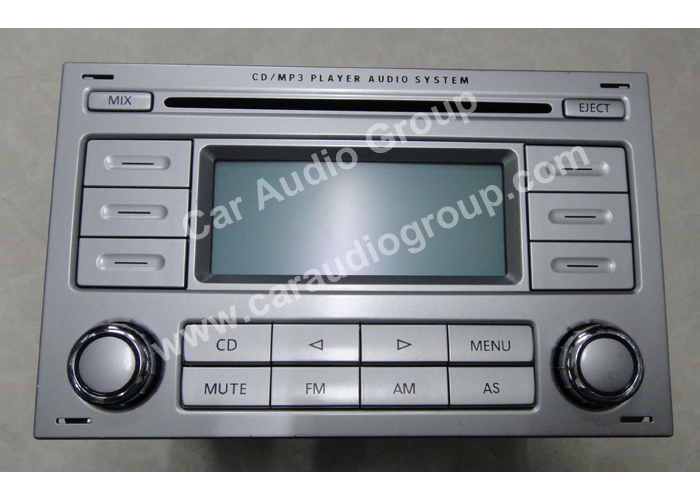 car audio car stereo volkswagen vol-0119 front view 700*500
