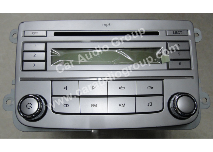 car audio car stereo volkswagen vol-0120 front view 700*500