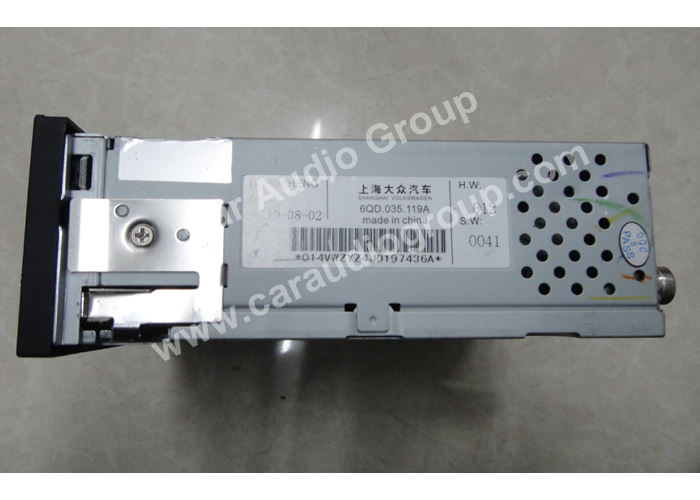 car audio car stereo volkswagen vol-0121 side view 700*500