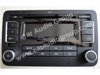 car audio car stereo volkswagen vol-0123 front view 100*75