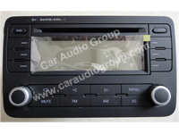 car audio car stereo volkswagen vol-0124 front view 200*150
