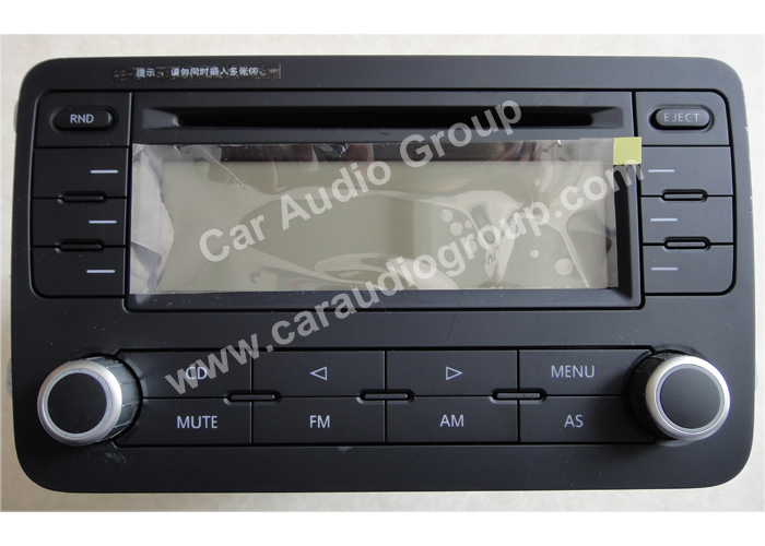 car audio car stereo volkswagen vol-0124 front view 700*500