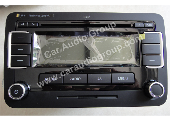 car audio car stereo volkswagen vol-0125 front view 700*500
