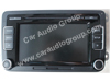 car audio car stereo volkswagen vol-0126 front view 100*75