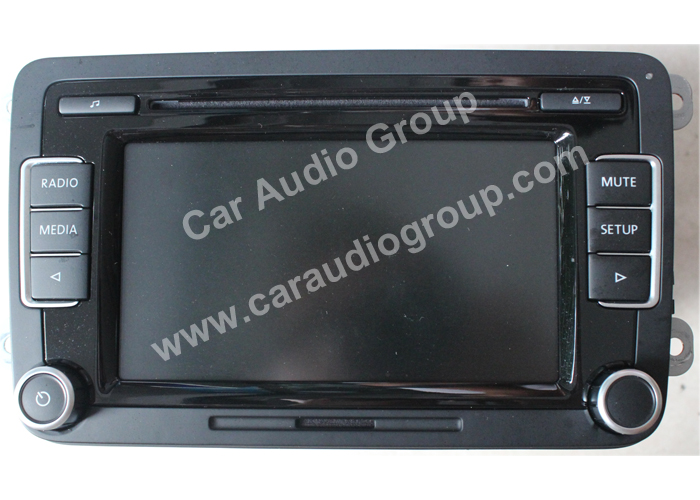 car audio car stereo volkswagen vol-0126 front view 700*500