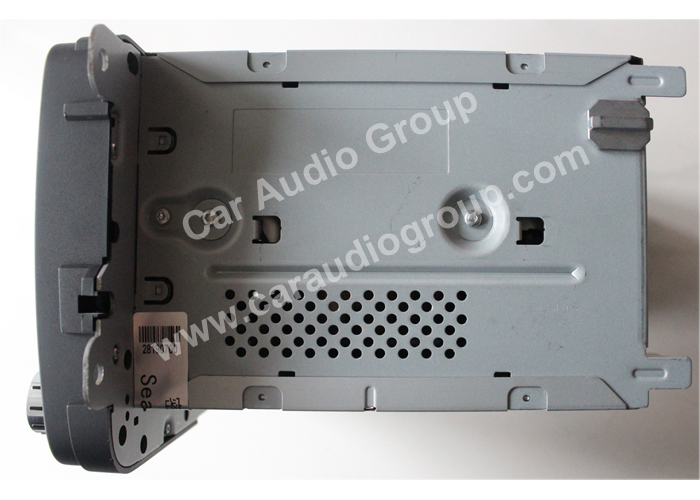car audio car stereo volkswagen vol-0128 side view 700*500